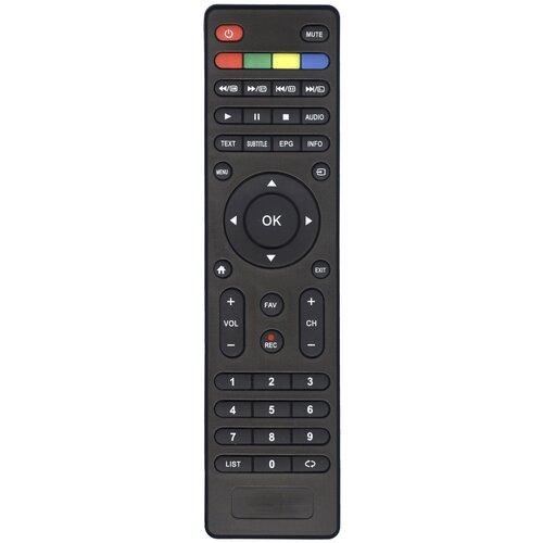 Фото - Пульт Huayu TF-LED32S39T2S (VAR1) для телевизора Telefunken пульт huayu jkt 106b home white для телевизора telefunken