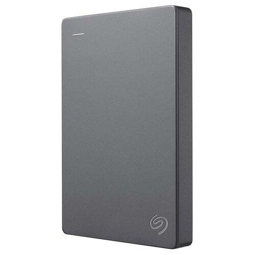 Фото - Внешний HDD Seagate Basic 4 TB, grey внешний hdd seagate one touch 1 tb голубой