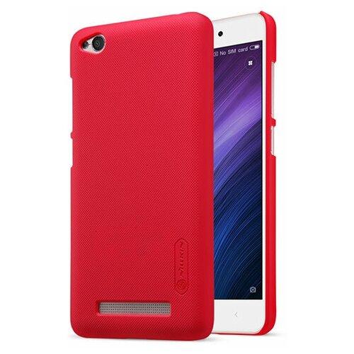 Nillkin Frosted shield для Xiaomi Redmi 4A. Цвет: Красный