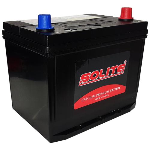 Автомобильный аккумулятор Solite 75D23L BH