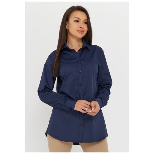 Рубашка Katharina Kross, размер 48, синий