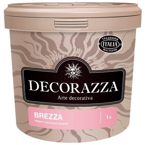 Декоративное покрытие Decorazza Brezza BR 001 1 кг