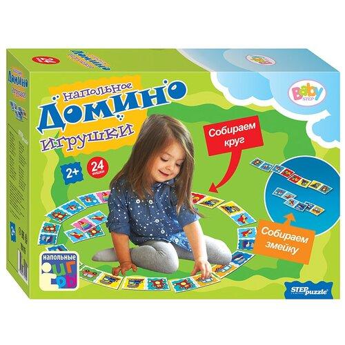 Настольная игра Step puzzle Напольное домино Игрушки (Baby Step) недорого