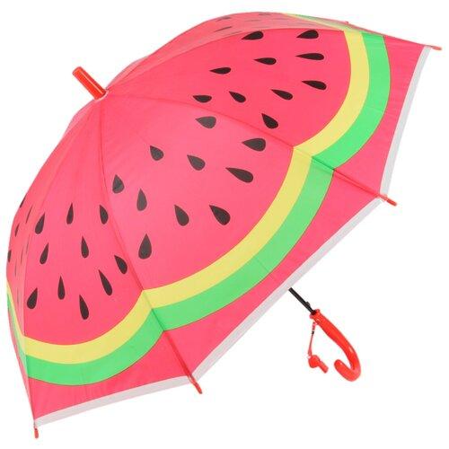 Зонтик детский трость, 66см Amico 102420