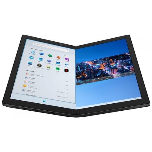 "Ноутбук Lenovo ThinkPad X1 Fold Gen 1 (Intel Core i5 L16G7 1400MHz/13.3""/2048x1536/8GB/512GB SSD/Intel UHD Graphics/Windows 10 Pro) 20RK0022RT черный"