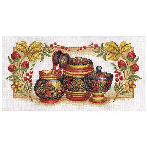 Купить PANNA Набор для вышивания Хохлома 52 x 26, 5 см (NH-0311), Наборы для вышивания
