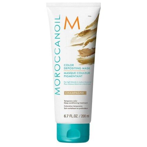 Купить Moroccanoil Color Depositing Маска тонирующая для волос Champagne, 200 мл