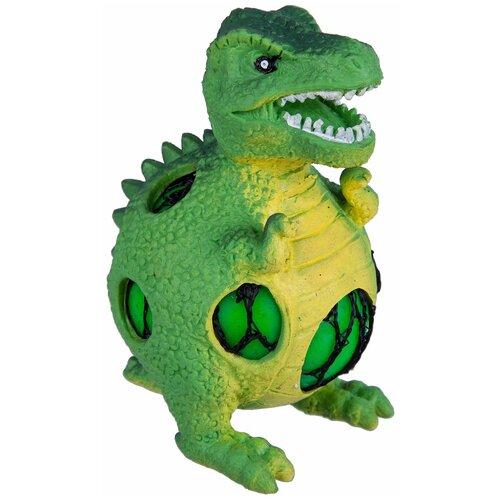 Купить Игрушка-мялка BONDIBON Динозавр тиранозавр, Игрушки-антистресс