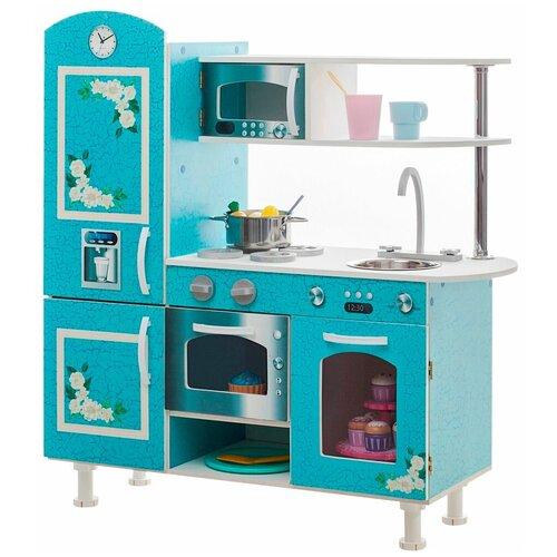 Кухня PAREMO PK218 светло-голубой