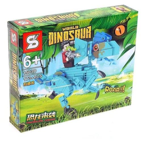 Купить Конструктор SY World Dinosaur 1503D, Конструкторы