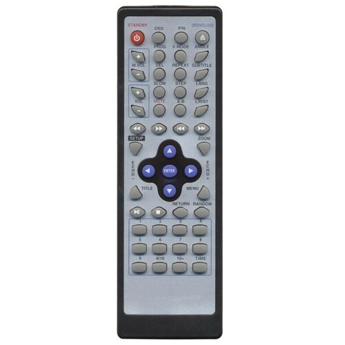 Фото - Пульт ДУ Huayu для Soundmax JX3055B пульт ду hyundai h dvd5028 soundmax tt6011a dvd