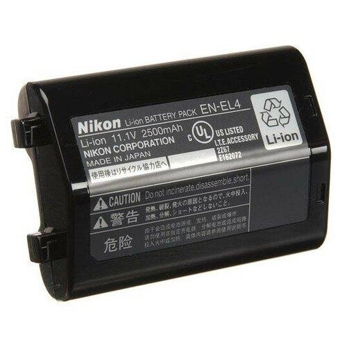 Аккумулятор NIKON EN-EL4