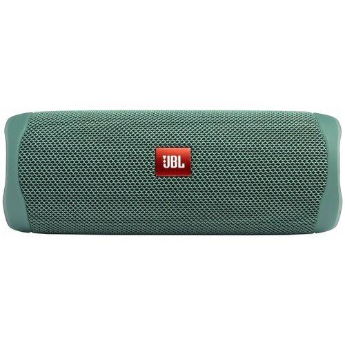 Портативная акустика JBL Flip 5 Green Eco Edition