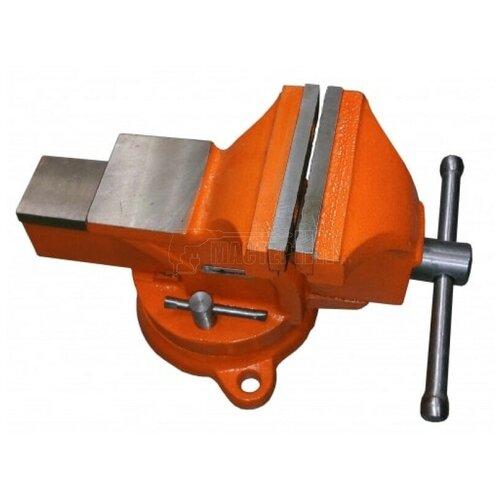 Тиски слесарные Квалитет 125 мм ТС-125
