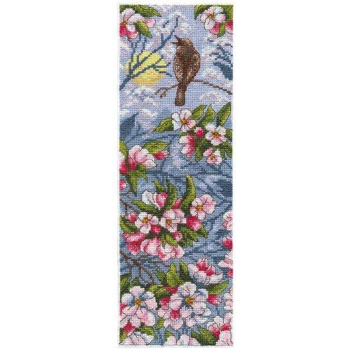 Купить Klart набор для вышивания 8-089 Соловей 1 шт., Наборы для вышивания