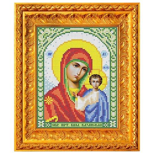 «Образ Пресвятой Богородицы Казанская» 13х17см