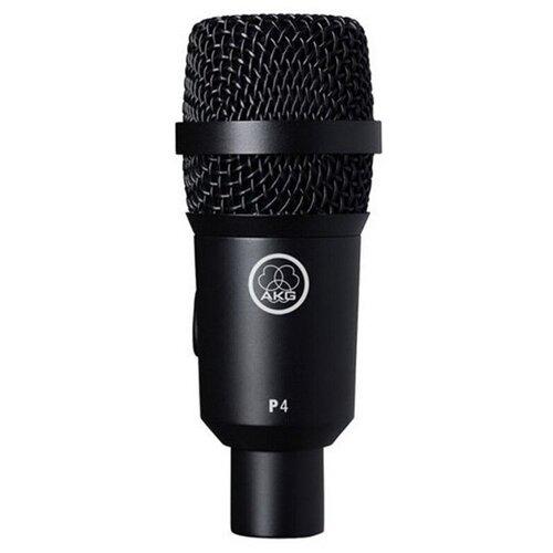 Микрофон для ударных, духовых инструментов и гитарных комбо Akg P4