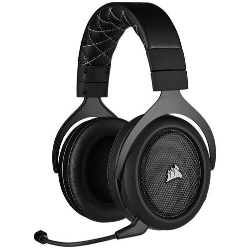 Фото - Компьютерная гарнитура Corsair HS70 Pro Wireless Gaming Headset carbon компьютерная гарнитура corsair hs50 pro stereo gaming headset черный матовый