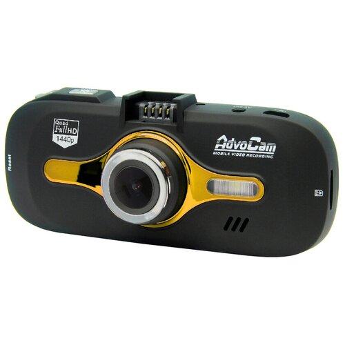 Видеорегистратор AdvoCam FD8 Gold-II GPS+ГЛОНАСС, GPS, ГЛОНАСС, черный