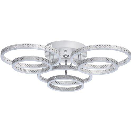 Фото - Светильник светодиодный De Markt Аурих 496019006, LED, 70 Вт светильник светодиодный de markt ривз 674015501 led 80 вт