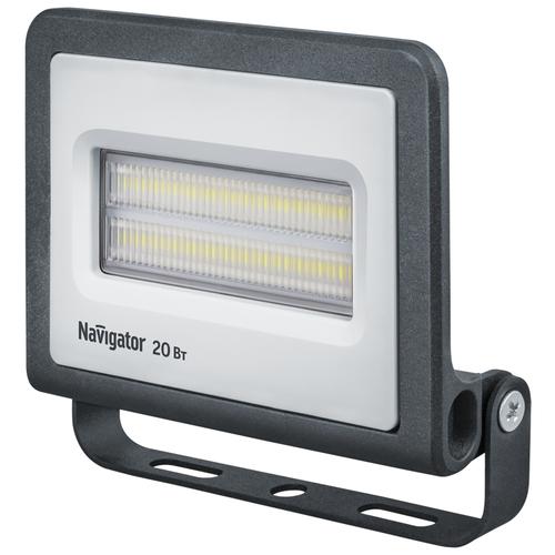 Прожектор светодиодный 20 Вт Navigator NFL-01-20-6.5K-LED