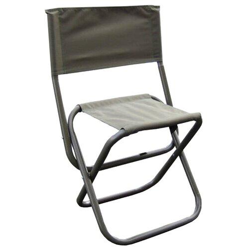 Стул Митек складной средний со спинкой хаки стул митек складной средний со спинкой
