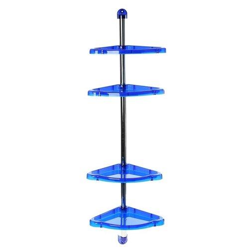 Этажерка настенная BEROSSI Elancia синий недорого