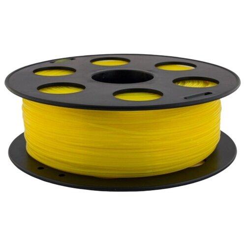 Фото - PLA пруток BestFilament 1.75 мм, 1 кг, желтый pla пруток esun 1 75 мм желтый 1 кг