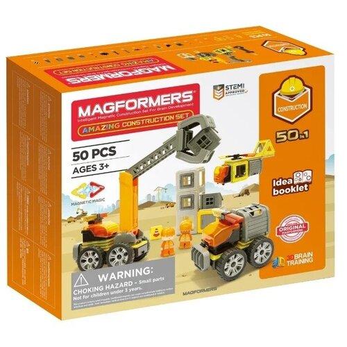 Фото - Конструктор Magformers Amazing 717004 Construction Set конструктор magformers my first 63144 желтый багги