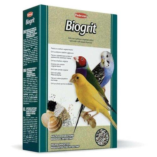 Добавка в корм Padovan Био-песок Biogrit для декоративных птиц 700 г