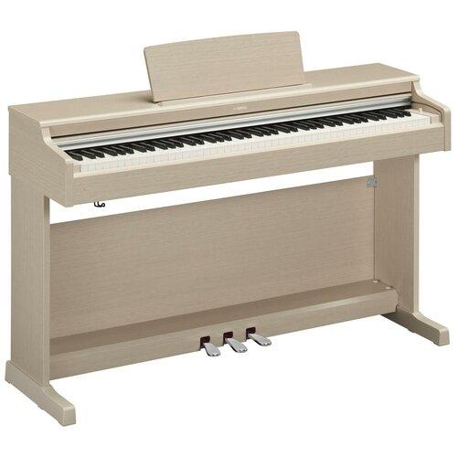 Цифровое пианино YAMAHA YDP-164 Белый ясень