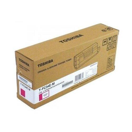 Фото - Картридж Toshiba T-FC34EM (6A000001769) картридж toshiba t 2060e 60066062042