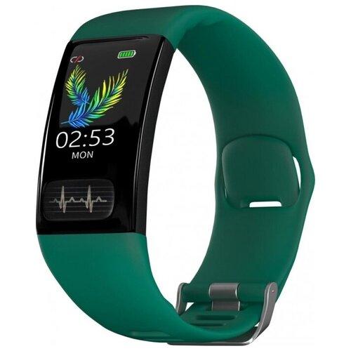 Умный браслет GSMIN WR11 (2020), зеленый