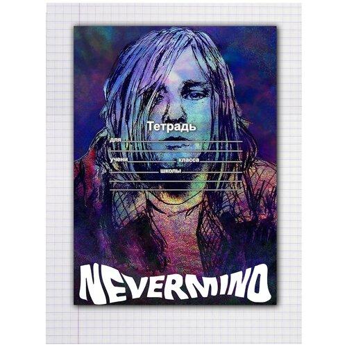 Купить Набор тетрадей 5 штук, 12 листов в клетку с рисунком Nevermind Art, Drabs, Тетради