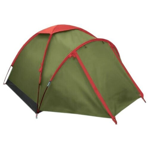 Палатка Tramp Lite Fly 3 зеленый палатка tramp lite twister 3