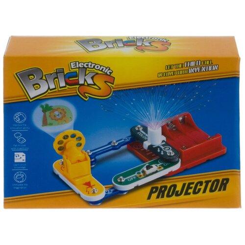 Конструктор Ningbo Union Vision Electronic Bricks YJ188171447 Проектор конструктор ningbo union vision нло yj188170486