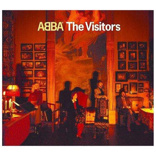 abba abba studio albums 8 lp ABBA – Visitors (LP)