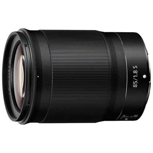 Фото - Объектив Nikon 85mm f/1.8S Nikkor Z черный объектив laowa 15mm f 4 5 zero d shift nikon z черный