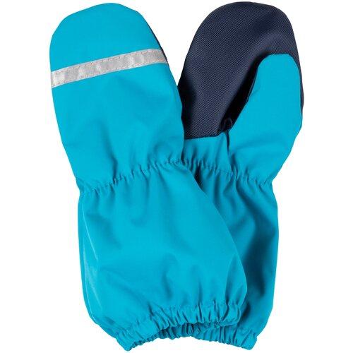 Купить Рукавицы для мальчиков и девочек RAIN K21173в KERRY размер 1 цвет 00657, Царапки и варежки