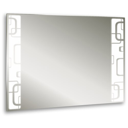 Зеркало Mixline Мега 525405 80*60 см без рамы зеркало mixline карат 525404 60 80 см без рамы