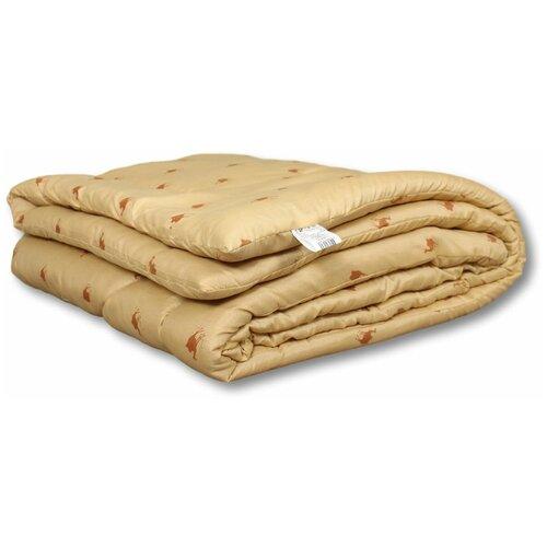 Фото - Одеяло АльВиТек Camel, всесезонное, 172 х 205 см (светло-коричневый) одеяло альвитек модерато эко всесезонное 172 х 205 см сливочный