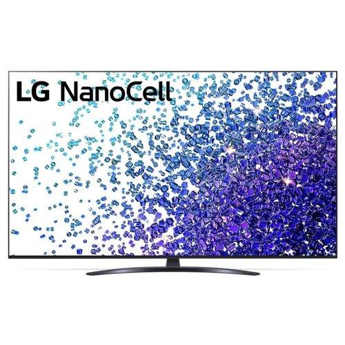 """Телевизор NanoCell LG 75NANO766PA 75"""" черный"""