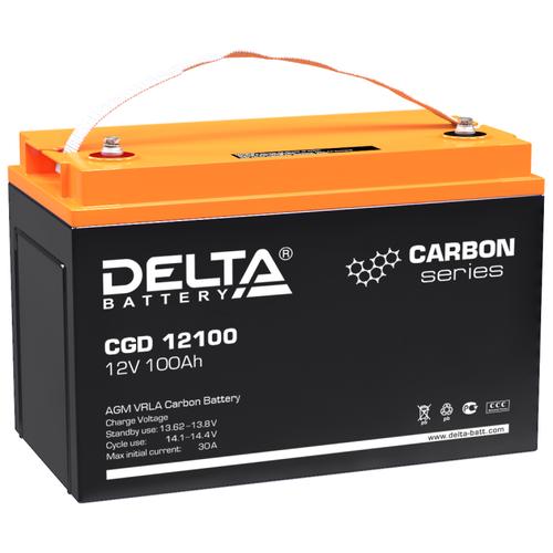 Аккумуляторная батарея DELTA Battery CGD 12100 100 А·ч
