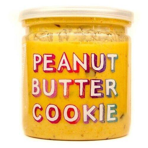 Арахисовая паста финиковая Cookie Grizzly Nuts, 200 г grizzly nuts арахисовая паста с ванилью и изюмом vanilla sky 370 г
