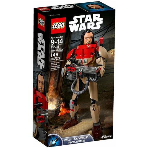 Фото - Конструктор LEGO Star Wars 75525 Бэйз Мальбус lego star wars книга идей