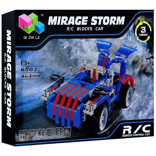 Фото - Конструктор Qi Zhi Le R/C Blocks Car 6502 Mirage Storm zhi gang sha soul wisdom