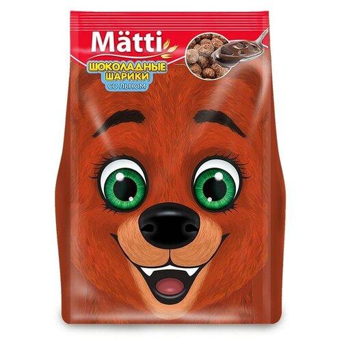 Фото - Готовый завтрак Matti Шарики шоколадные, пакет, 200 г готовый завтрак tsakiris family лепестки шоколадные коробка 250 г