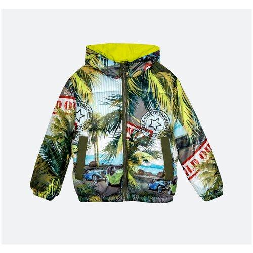 Купить Куртка Gulliver размер 170, мультицвет, Куртки и пуховики