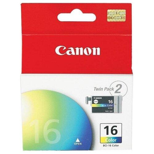 Фото - Набор картриджей Canon BCI-16 (9818A002) набор картриджей canon 718bk vp 2662b005