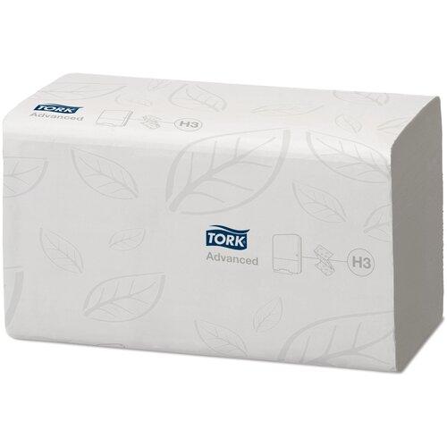 Полотенца бумажные TORK Advanced singlefold 290163, 15 уп., 250 лист.